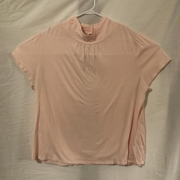 Cato Tops - Cato Plus Size 22 24 Blouse Pink Short